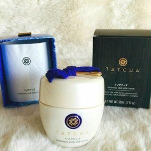 🆕️Tatcha Supple Rich Silk Cream
